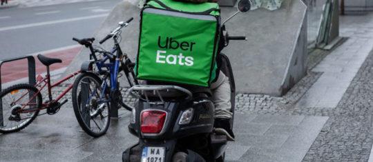 Devenir Uber eat